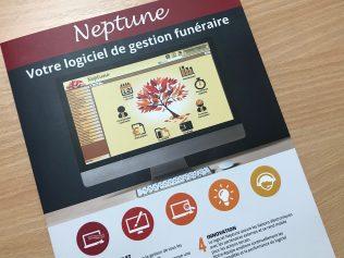 Neptune SAS : UDIFE et Microtec lancent leur logiciel funéraire