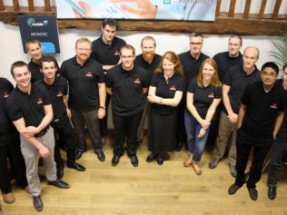 FUNEXPO 2014 : Microtec, NEPTUNE, le logiciel personnalisé
