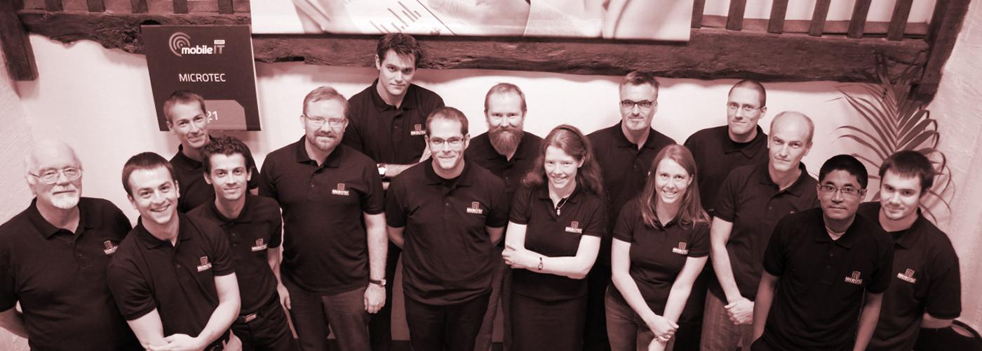 Editeur de logiciels de gestion depuis 20 ans ; une équipe de 20 personnes dont 12 en analyse/développement